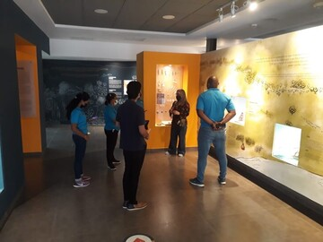 Free Tour in the museum of Panama Viejo