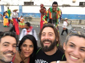 Fühle es. Live-Barranquilla