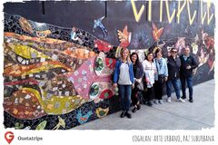 Free Tour por COGHLAN: ARTE Urbano, PAZ Suburbana