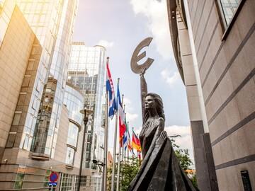 Free walking tour del quartiere europeo di Bruxelles