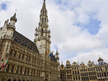Free tour por la histórica Bruselas