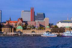 Free walking tour rund um den Hamburger Hafen und die Reeperbahn