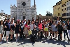 Free tour best of Florence: Medici, art, gastronomy
