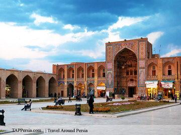 Tour a piedi gratuito di Kerman