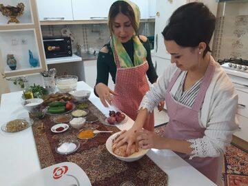 Tour di cucina persiana