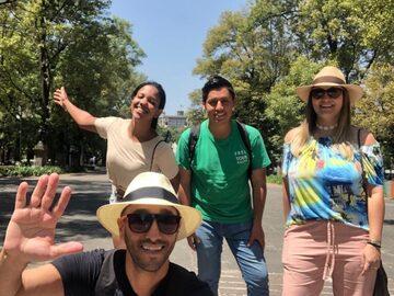 Chapultepec Tour a piedi gratuito