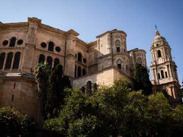 Free Tour  Descubre la Catedral de la Encarnación de Málaga.