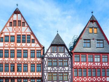 Free Walking Tour of the Historic Center of Frankfurt
