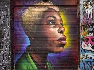 Street Art Tour - Brick Lane