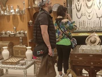 Un giro di shopping gratuito a Marrakech