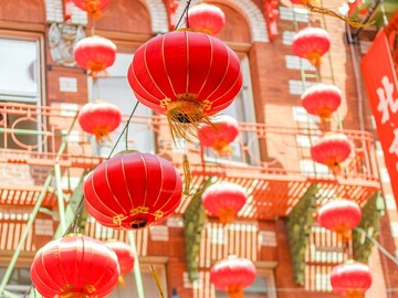 What hides the Chinatown of San Francisco 👀?