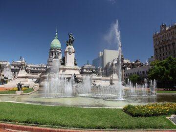 Tour a piedi gratuito Esplora la storica Buenos Aires