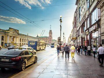 Free tour San Petersburgo: Corazón de Rusia Imperial