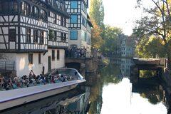 Kostenlose Tour im wunderschönen Straßburg