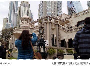 Terra, acqua, storia e arte: Puerto Madero + Riserva ecologica
