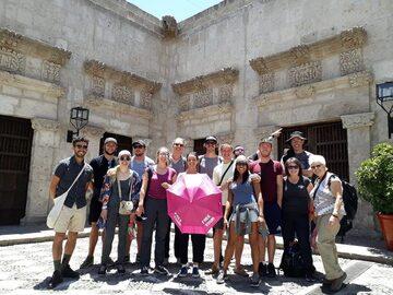 Kostenlose Tour durch Arequipa zu Fuß