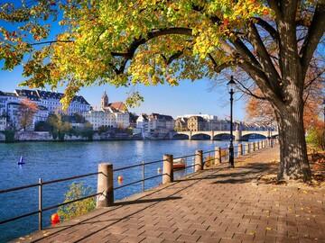 Free walking tour Basel Zentrum