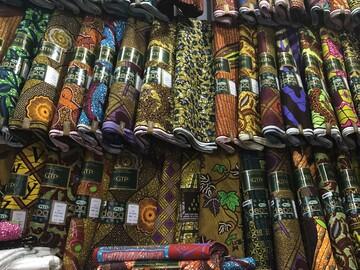 Free walking tour of the Makola Market in Accra