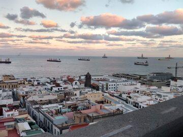 Besuch des Zentrums von Las Palmas auf Gran Canaria