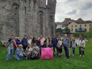 Free tour a pie por Gante esencial