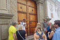 Recorrido Histórico y Arquitectónico de La Antigua