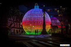 Free Tour las luces de Vigo, creando nuestro propio evento navideño