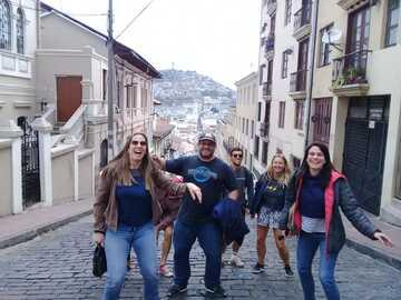 El mejor Free Tour de Quito