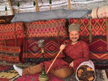 Alla scoperta dello stile di vita dei nomadi persiani