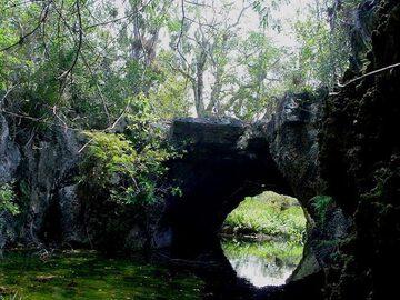 Rätsel des Rocks Trail
