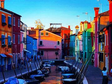 Free Tour Murano y Burano desde Venecia