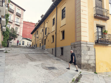 Get your bearings in Madrid : Discover the old town