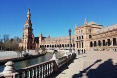 Free walking tour Sevilla Monumental