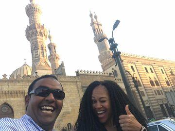 Khan El-Khalili Bazaar Free Tour