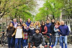 Free Walking Tour Amsterdam overview