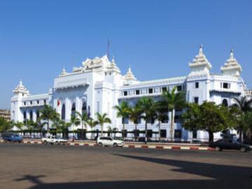 Free Yangon Walking Tour