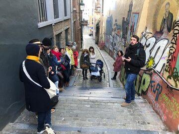 Bruselas: 1000 años de luchas: free tour