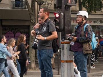 Photo Turism in Paris