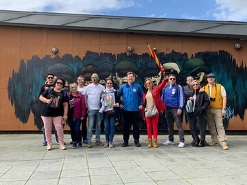 Belfast Spanish-speaking Freetour
