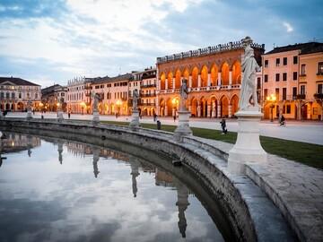 Ausgezeichneter free walking tour in Padua