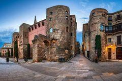 Tour gratuito della Barcellona romana