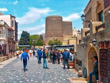 Ningún viaje a Bakú está completo sin visitar la Ciudad Vieja