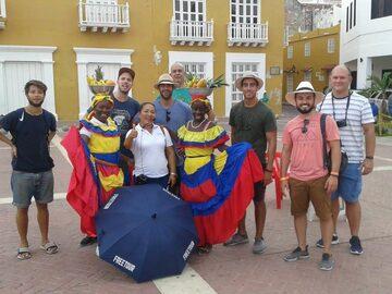 Entdecken Sie die Magie der fantastischen Stadt Kolumbien.