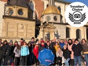 Tour a piedi della città vecchia e del castello di Wawel