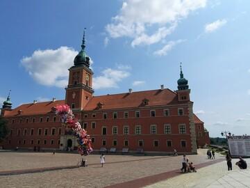 Free walking tour durch die Altstadt von Warschau