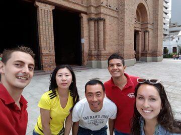 Centro Historico y Moderno de Medellin