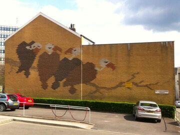 Sheffield Street Art Walk.