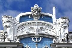Tour gratis de Riga Art Nouveau