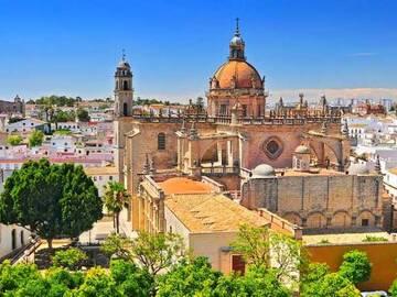 Free walking tour durch die Altstadt von Jerez de la Frontera