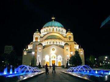 Der Tempel der Heiligen Save