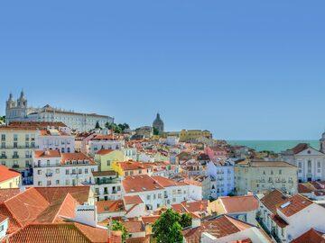 Conosci l'autenticita di Lisbona e il castello